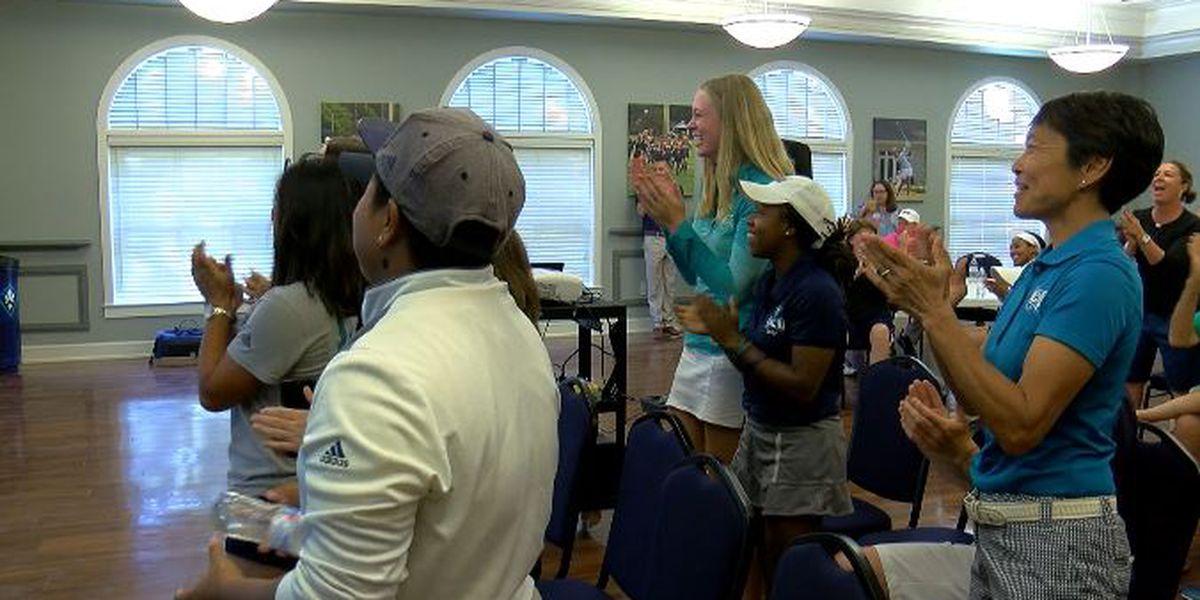 UNCW women's golf headed to Norman Regional