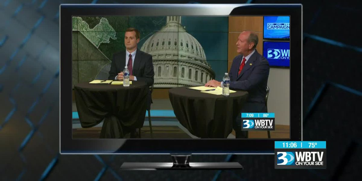 A tale of two Dans: Bishop, McCready go toe-to-toe in NC-9 debate
