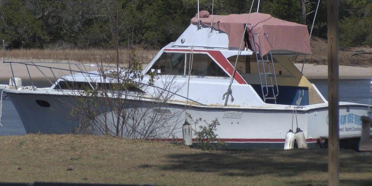 Brunswick County approves abandoned boat ordinance