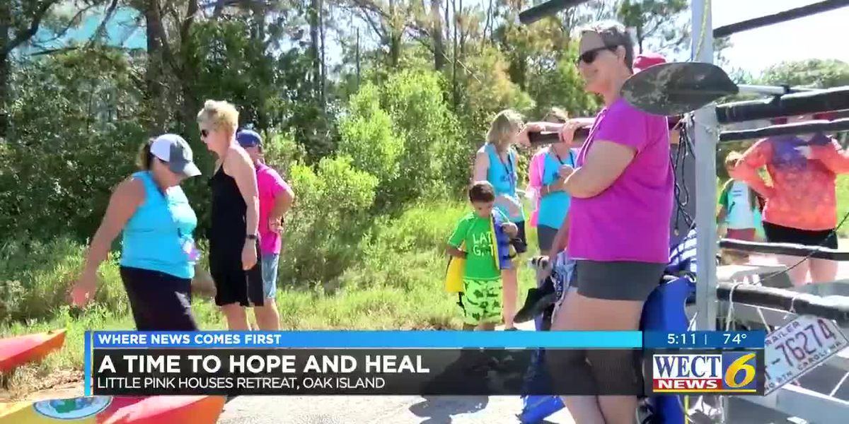 Little Pink Houses of Hope hosts retreat for breast cancer survivors and their families