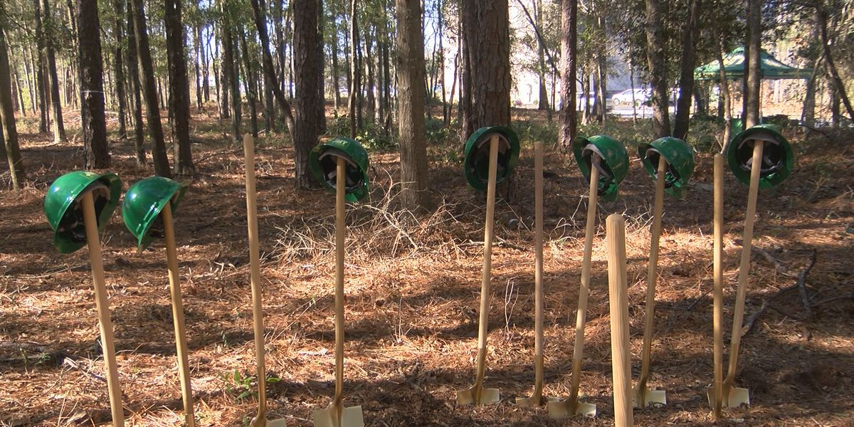The Healing Place of New Hanover County holds groundbreaking ceremony