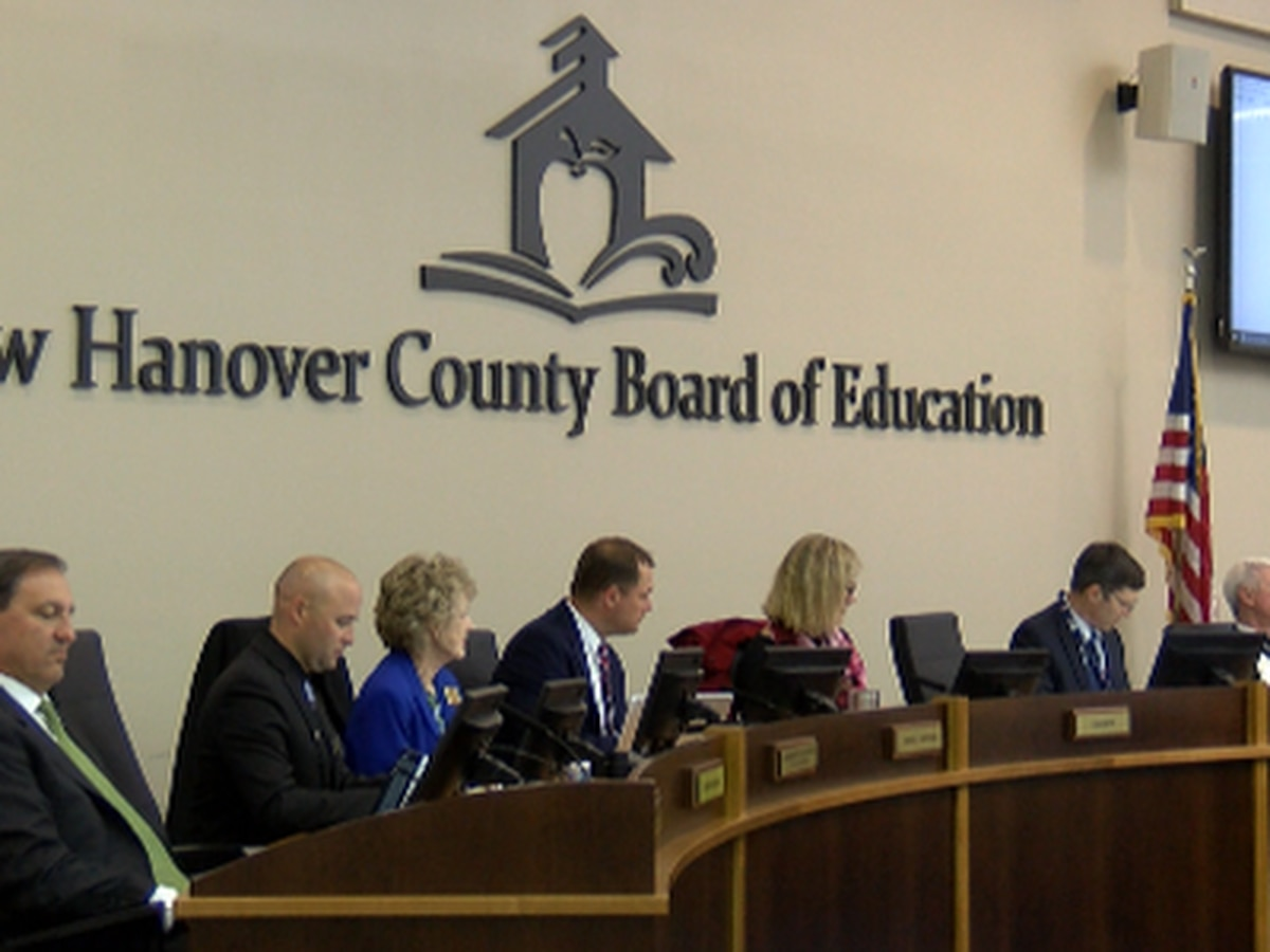 New Hanover County Schools looking to possible change dress code
