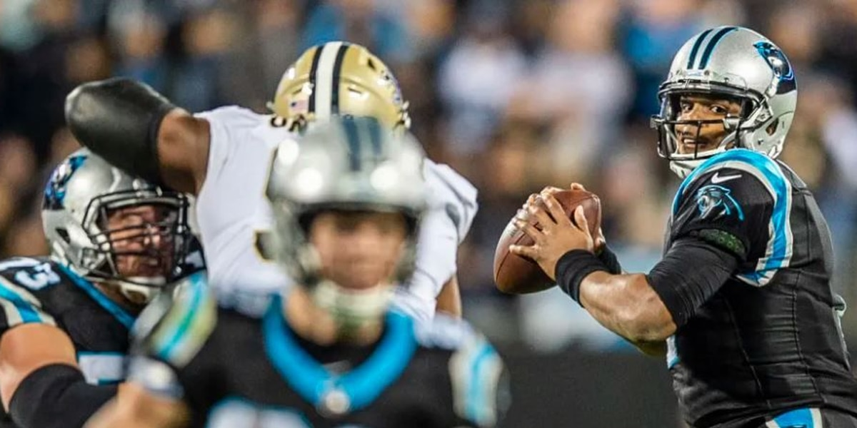 Saints 12, Panthers 9 F