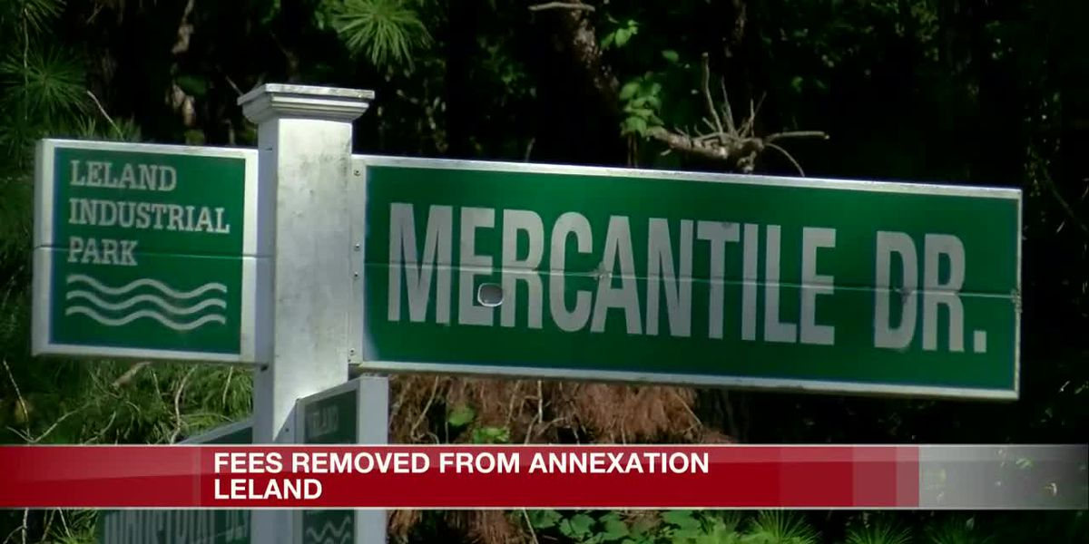 Leland to remove annexation fees