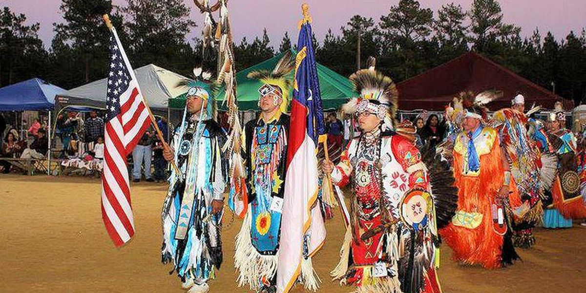 Waccamaw Siouan Pow Wow celebrates Native American culture