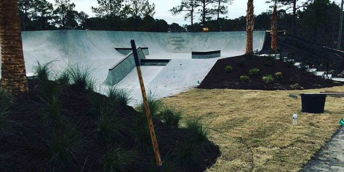 Ogden Skatepark set to open Saturday