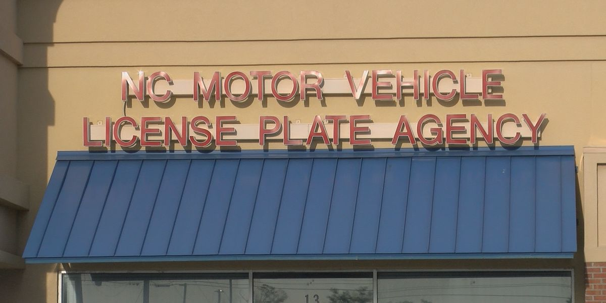 NCDMV suspends replacement of older license plates due to aluminum shortage