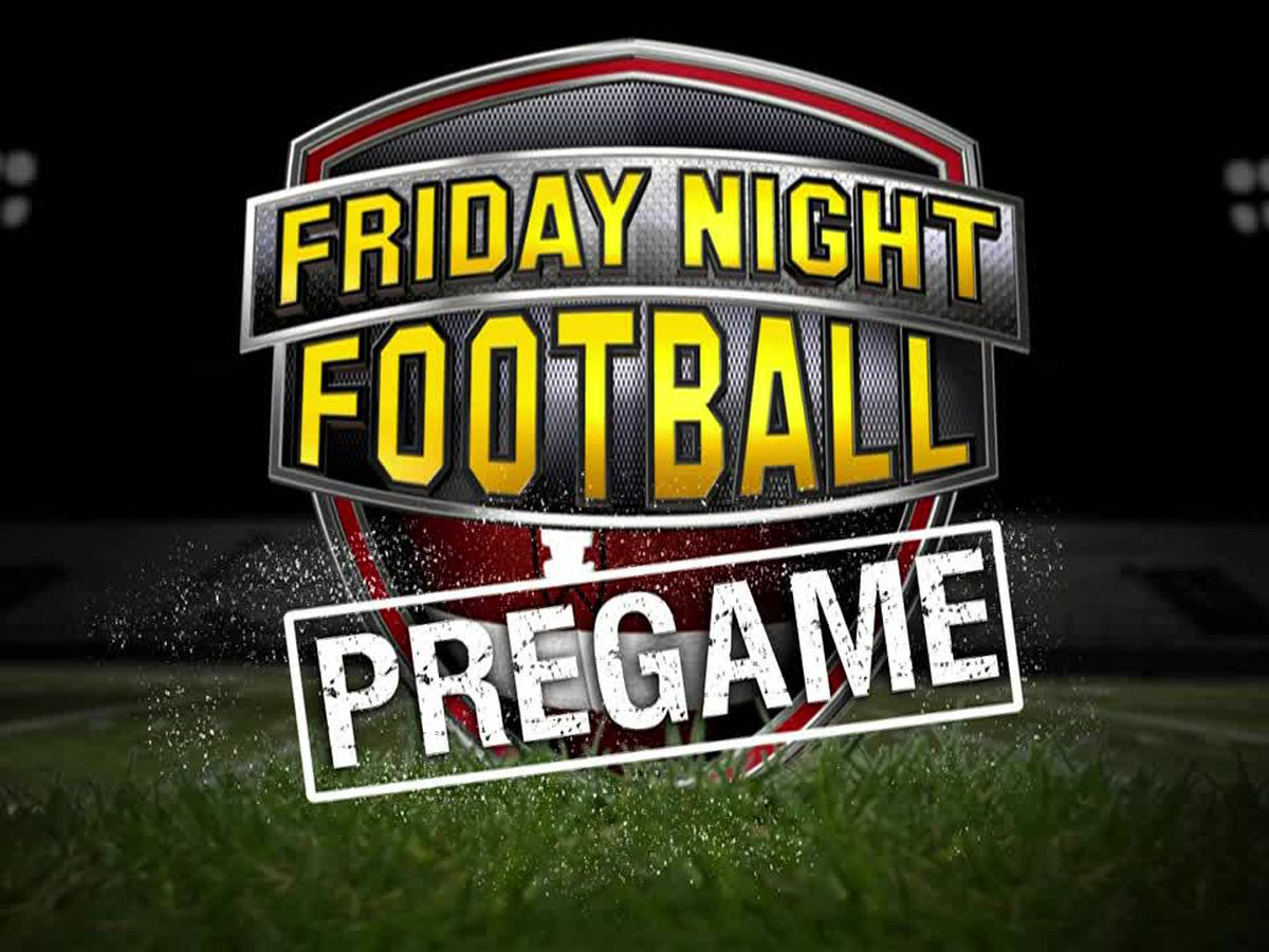 Friday Night Football Pregame week five