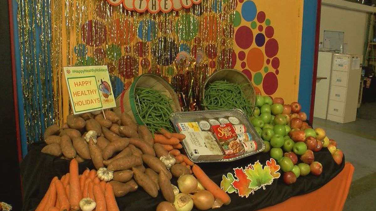 Nourish NC helping children have a full belly on Thanksgiving