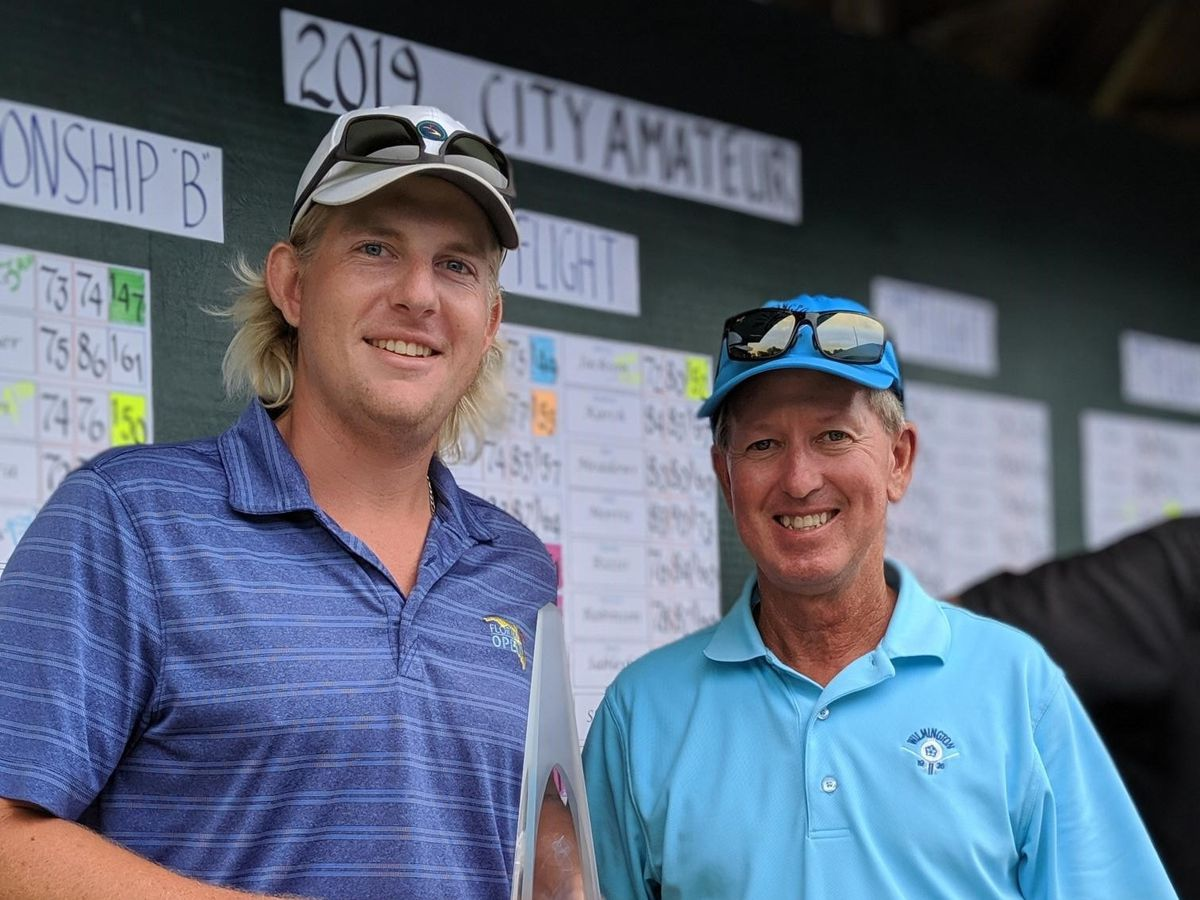 Results in for Wilmington's City Amateur Golf Tournament