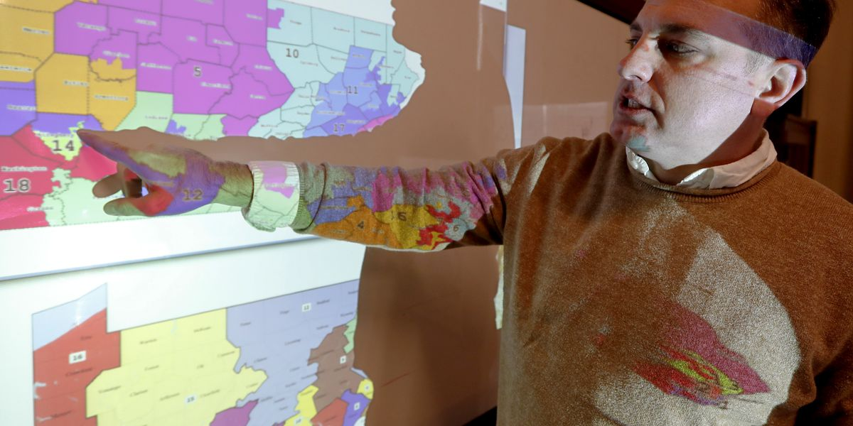 Midterm elections reveal effects of gerrymandered districts