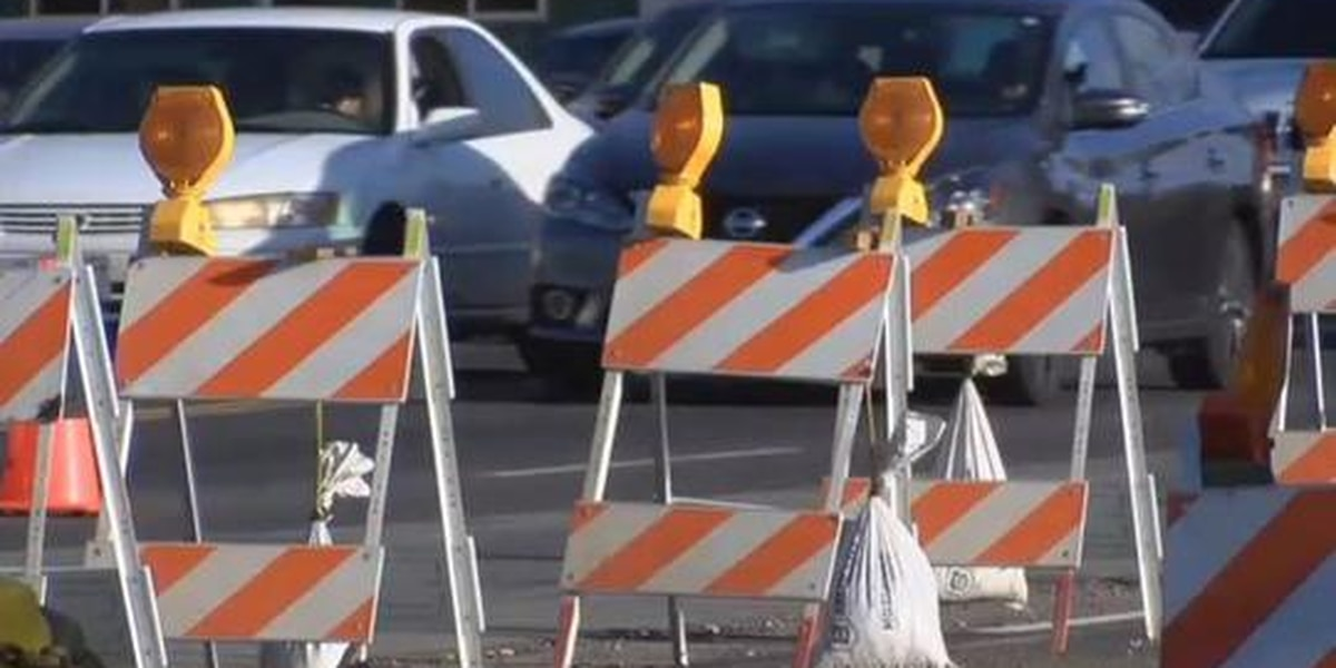 Highway construction suspended for Thanksgiving holiday