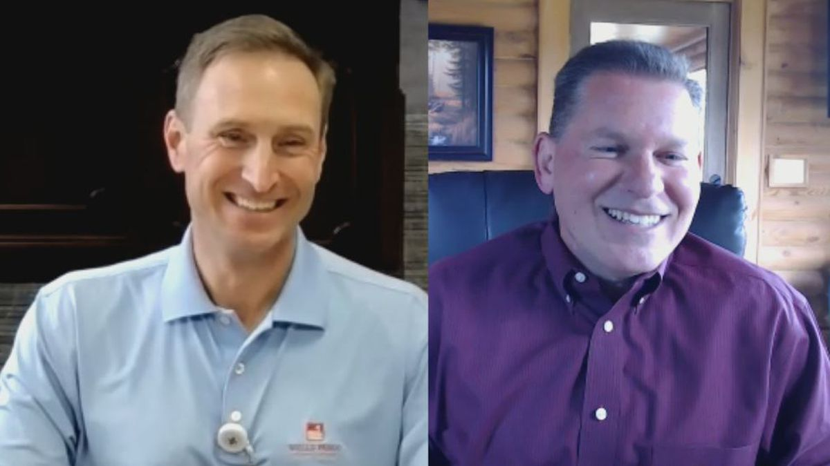 "John Gizdic & Carl Armato: The CEOs behind the multi-billion dollar sale of NHRMC to Novant Health (""1on1 with Jon Evans"" podcast)"