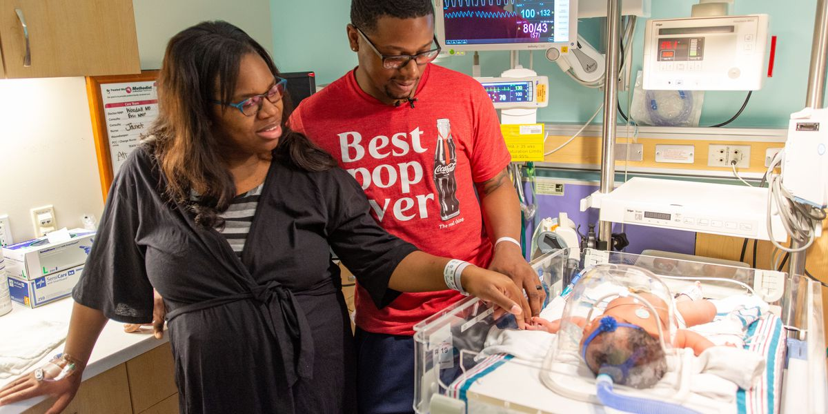 Rare birth: Couple welcomes 9 lb. 11 oz. baby on 9/11 at 9:11