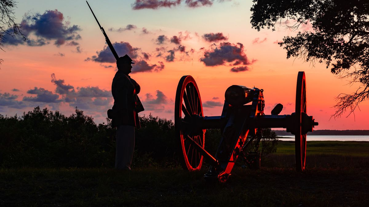 History comes alive this weekend at Fort Fisher