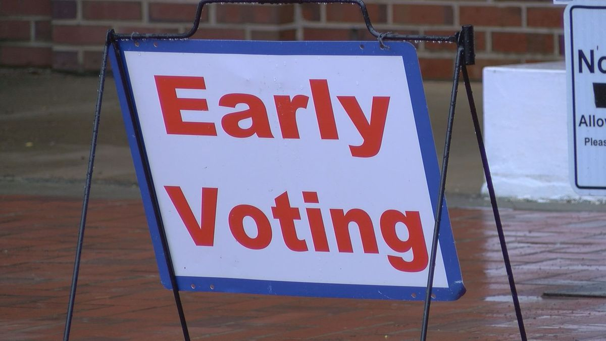 District 9 early voting to begin this week