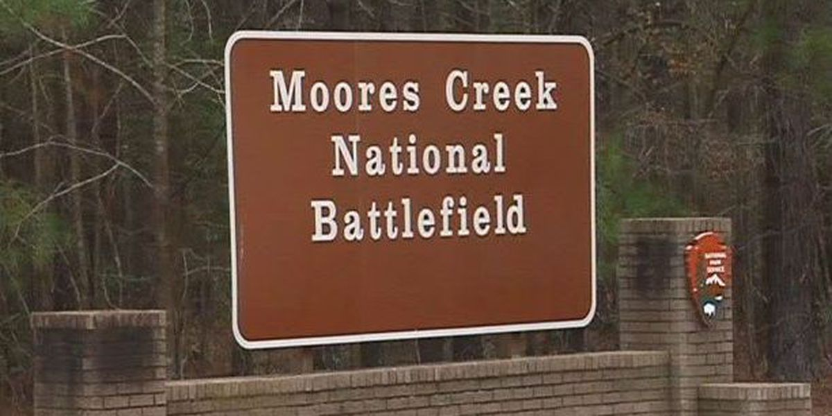 Moores Creek National Battlefield closes in partial government shutdown