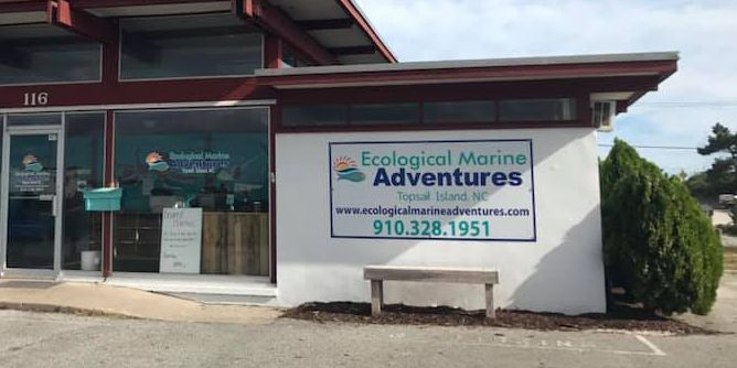 Town of Surf City working to get Ecological Marine Adventures back on its feet