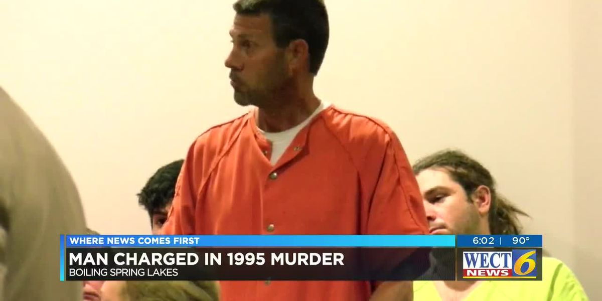 Wilmington man charged with murder in 1995 missing person case