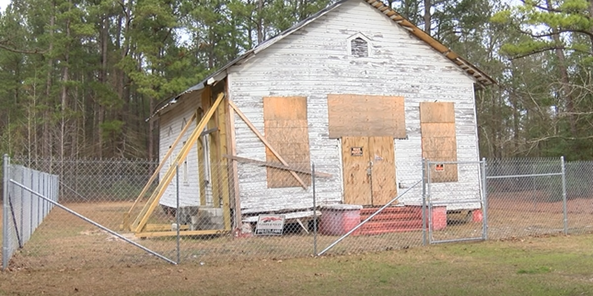 Work underway to revitalize historic Navassa church