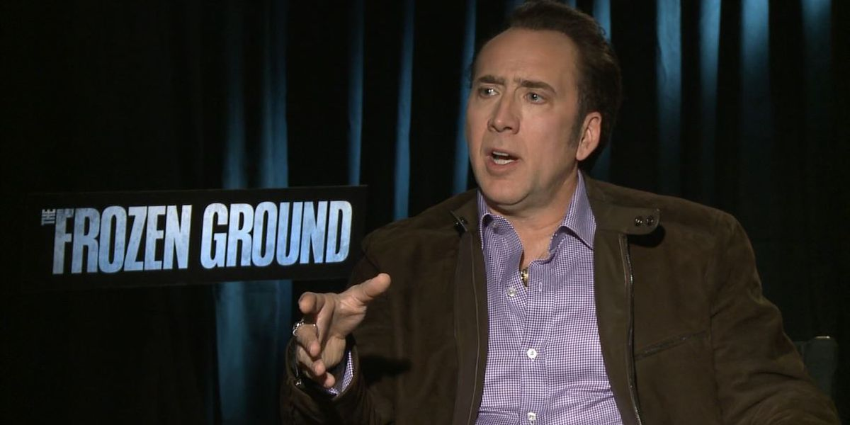Nicolas Cage in talks to play Nicolas Cage in film about Nicolas Cage