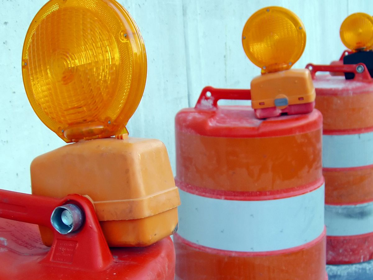 TRAFFIC ALERT: Lane closures start next week on MLK Parkway