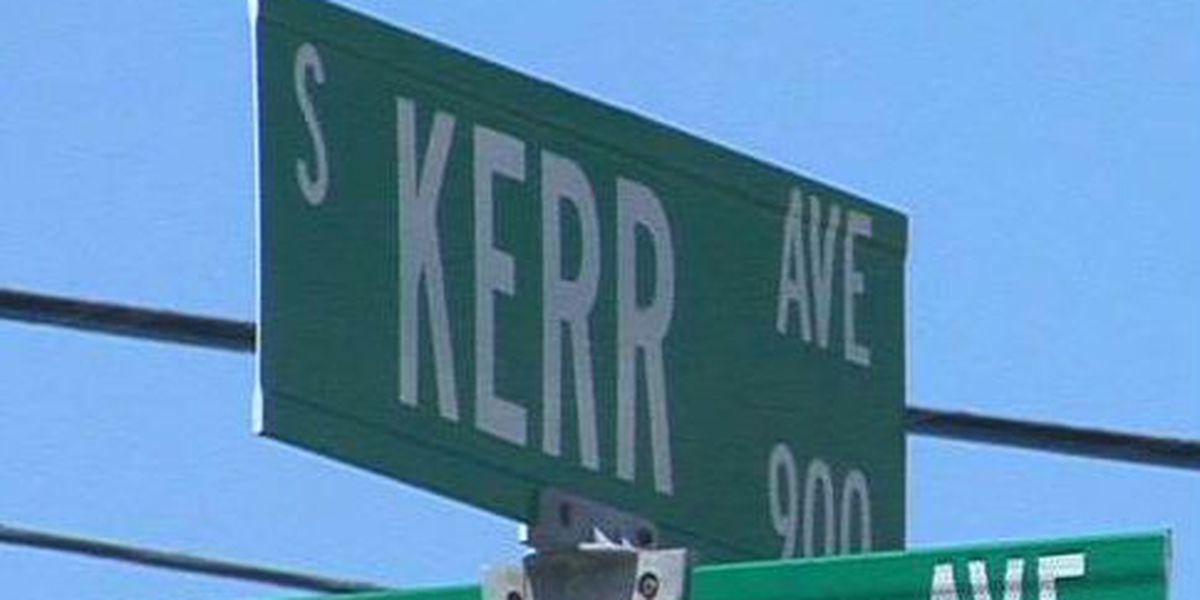 Improvements to Kerr Ave. to begin Monday