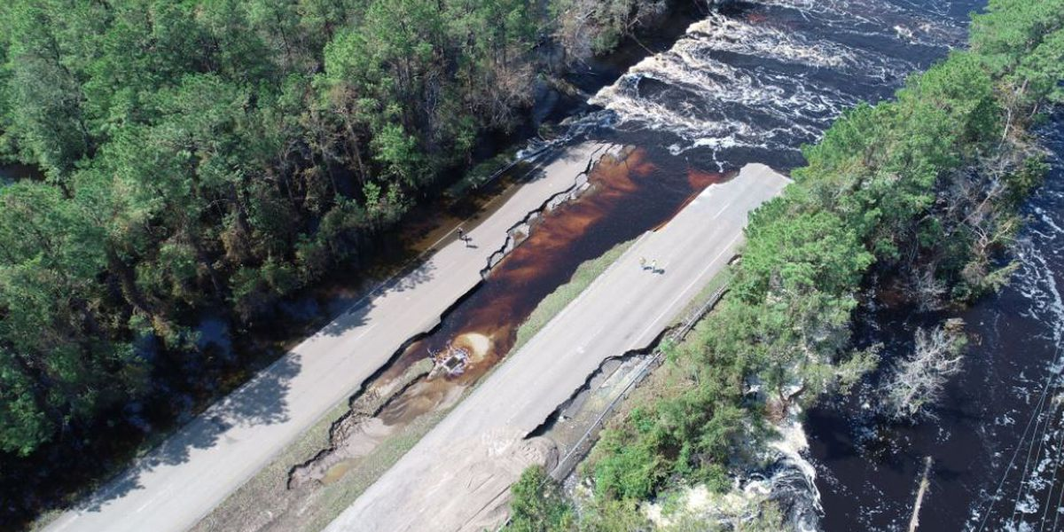 Cooper attends NCDOT update on U.S. 421, a year after Florence