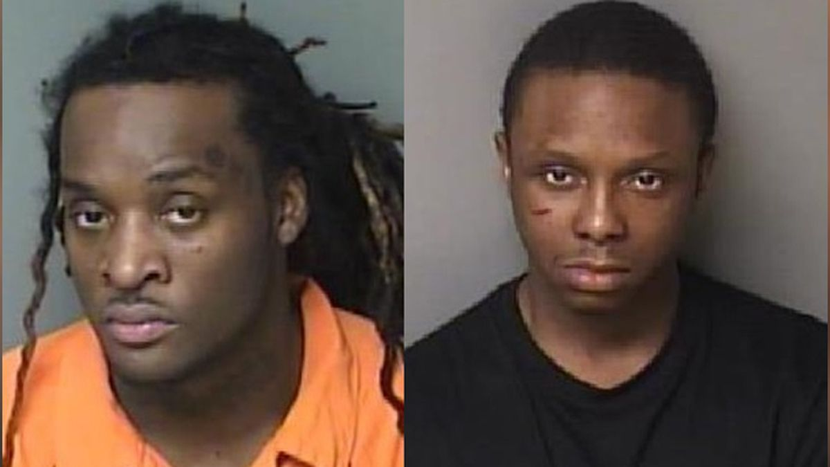 Two charged after six shot, including police officers, at Gastonia nightclub
