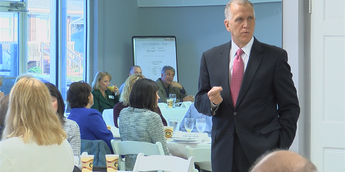 Tillis holding cash advantage in North Carolina Senate race