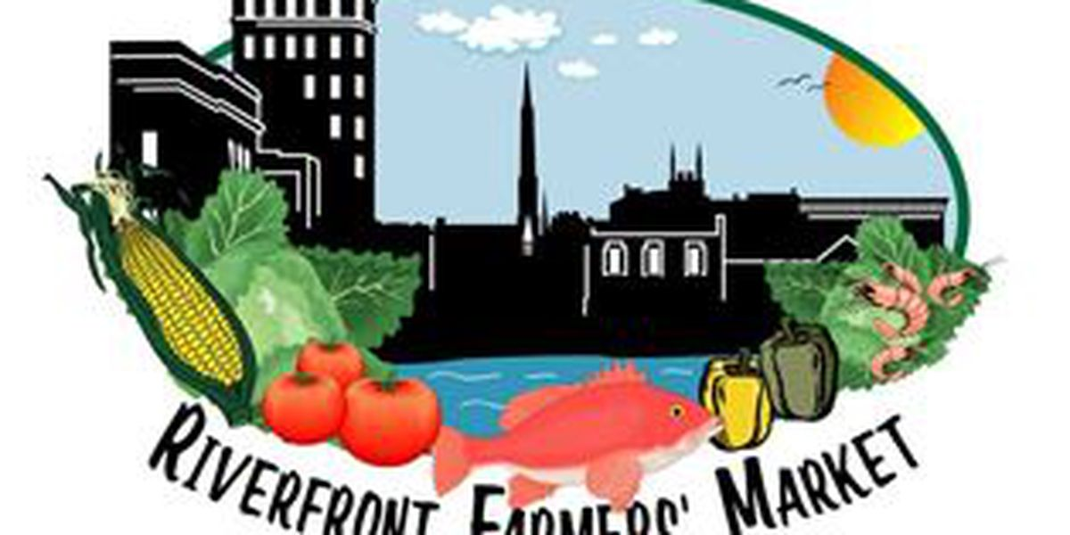 Riverfront Farmers Market moving to Dock Street; March 23 is opening day