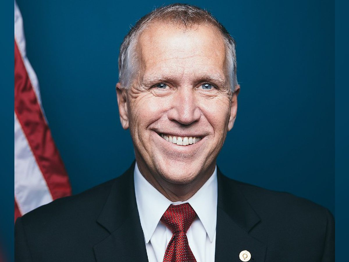 NC Sen. Tillis says he feels great after cancer surgery