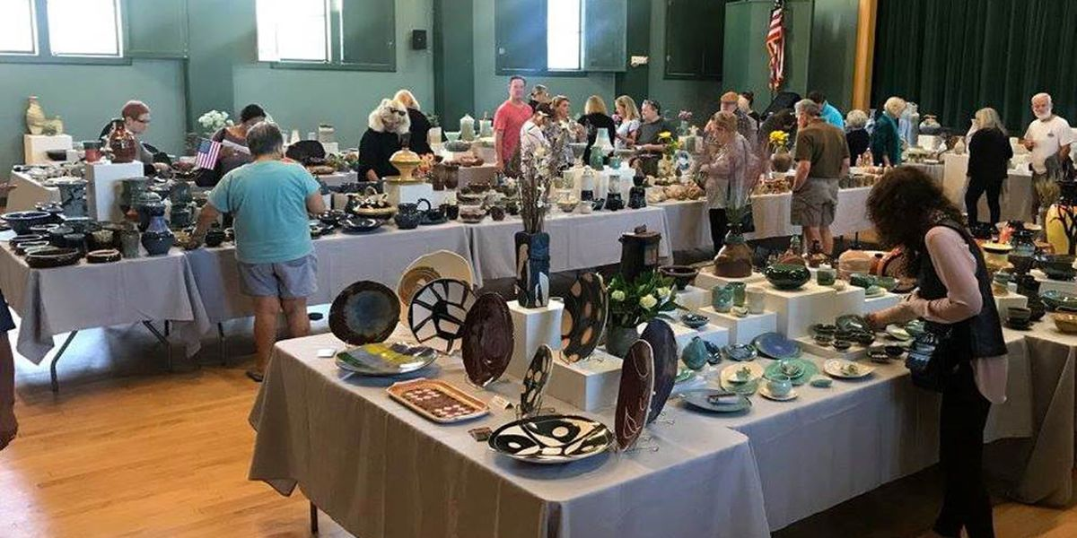 Some of the finest craftsmen in the state show off their unique creations at weekend show