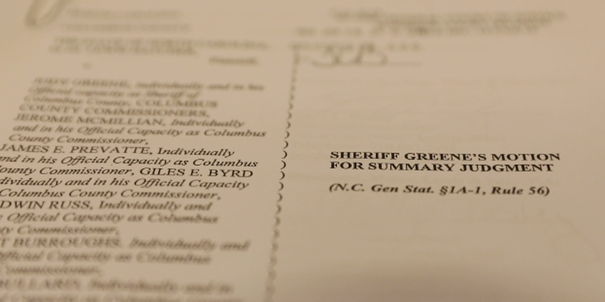 Despite no evidence of building permits, Greene files documents saying he is building dream home on property