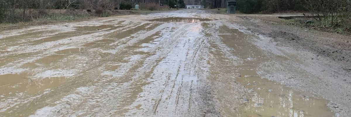 Rocky Point neighborhood desperate for state help with roads