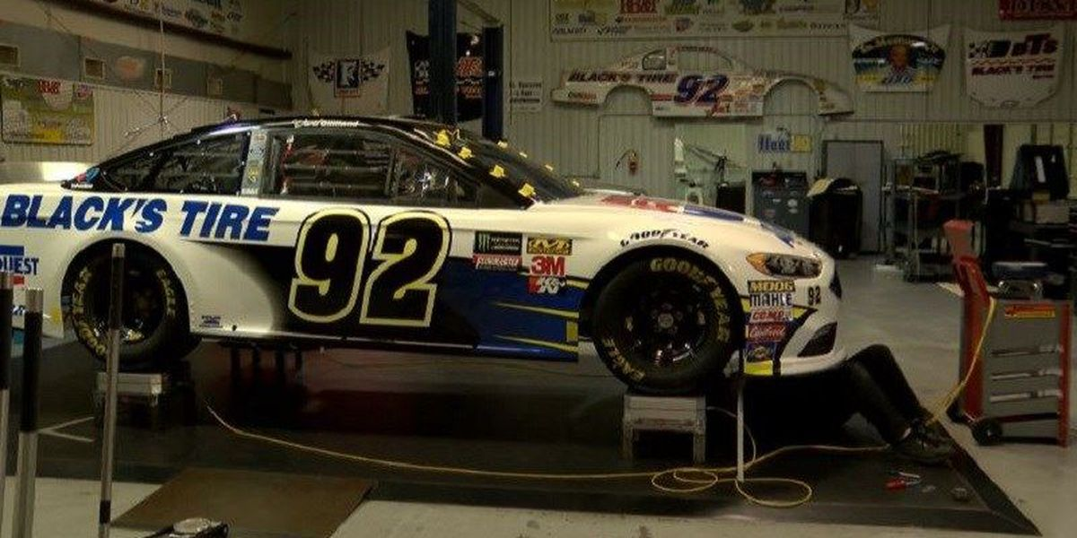 Columbus Co. racing team prepares for Daytona 500 qualifier