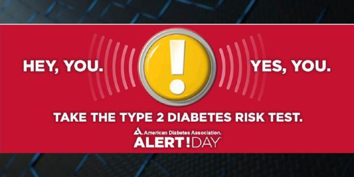 YMCA and partners to hold Diabetes Alert Day events