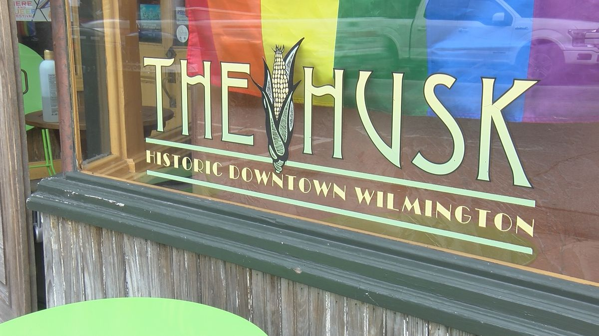 Wilmington LGBTQ+ community celebrates Pride after a year of isolation