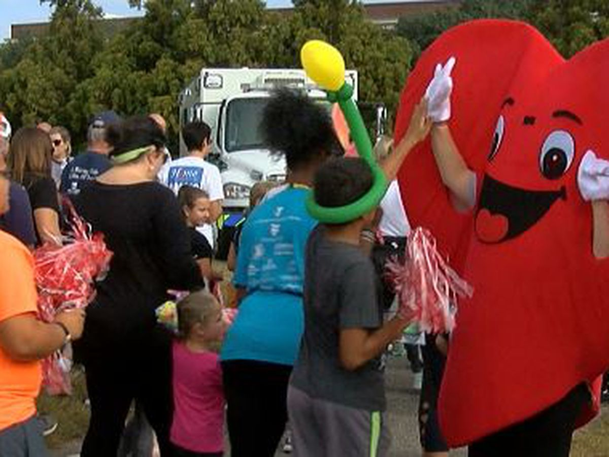 Cape Fear Heart Walk goes virtual this weekend