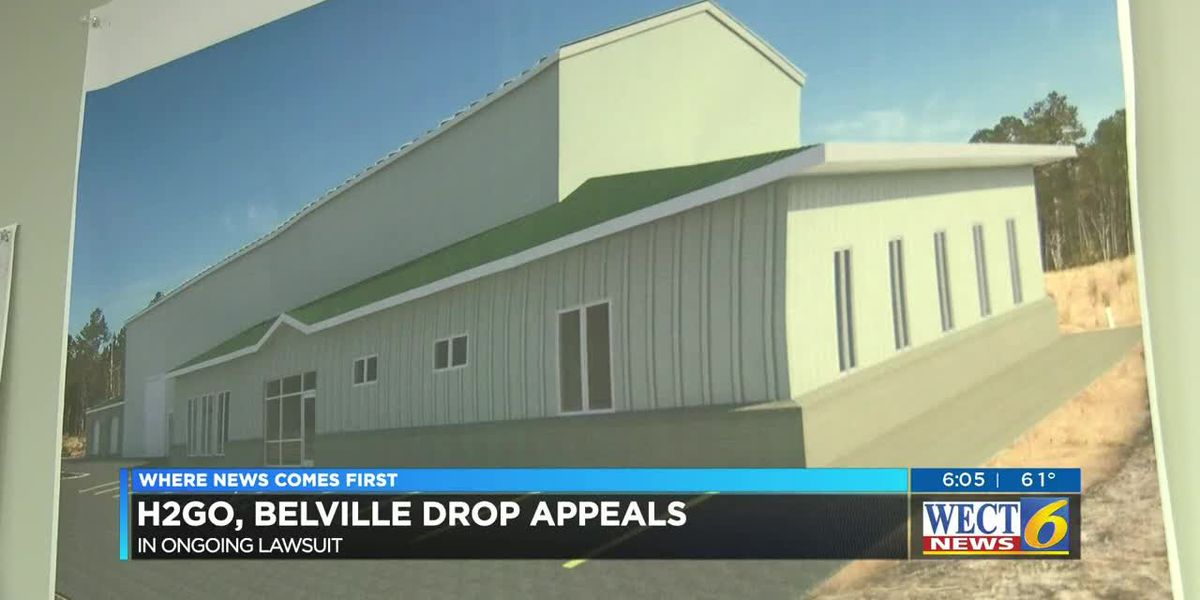 H2GO, Belville move to end 2-year lawsuit, quicken construction of reverse-osmosis plant