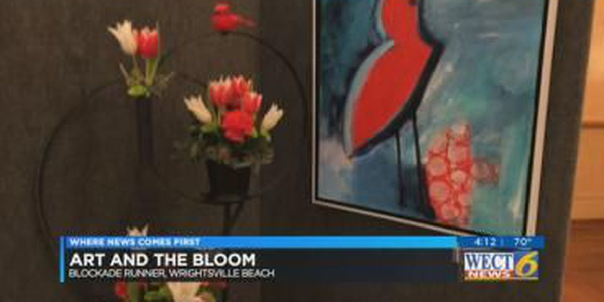 Let your creative side flourish at Art & The Bloom