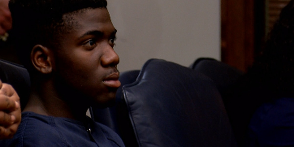 Laney High School student accused in campus sexual assault appears in court