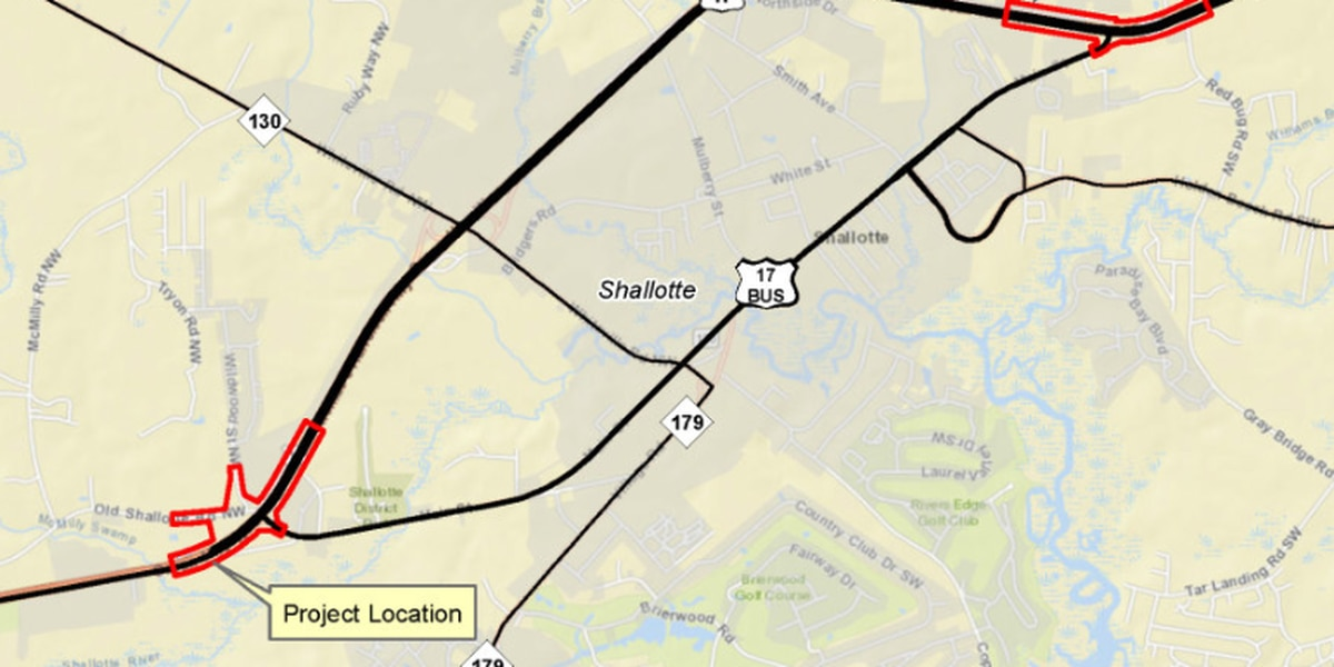 DOT hosts meeting on improving intersections of US 17 in Brunswick County