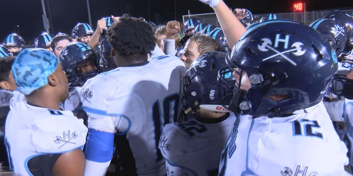 Pursuit of Perfection: Hoggard seniors prepare for playoffs after 7-0 season