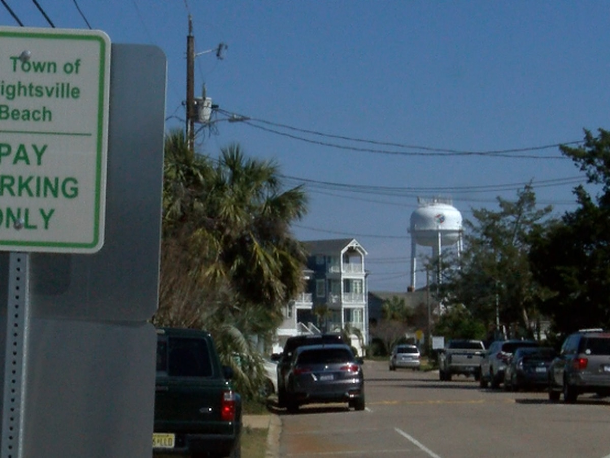 Visitor claims Wrightsville Beach issued parking ticket to him despite parking systems not working