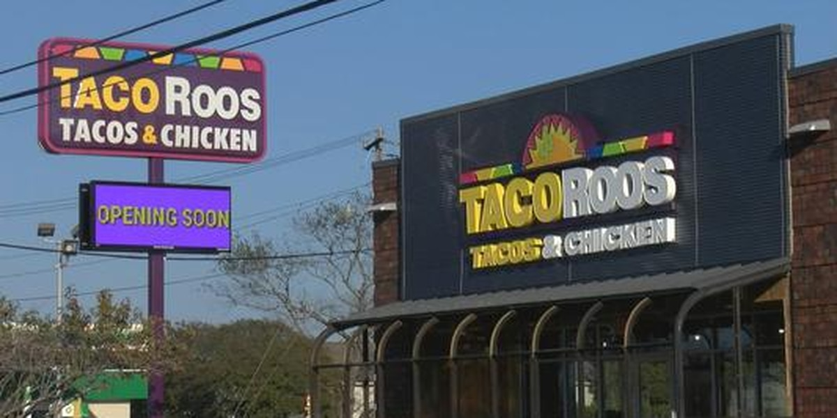Mystery restaurant finally opens in Wilmington, but with another chain's menu