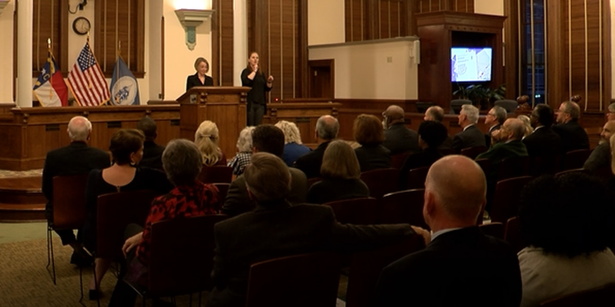 New Hanover County Commissioners deliver State of County address