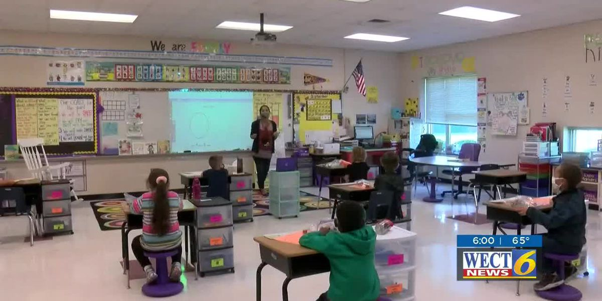 Pender County Schools now in week 5 of in-person A/B learning