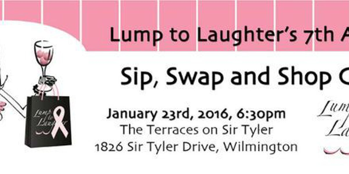 Sip, Swap, and Shop: Lump to Laughter gala to benefit local breast cancer survivors