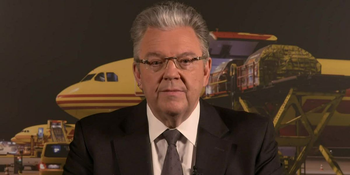 COVID: DHL promises to deliver frozen vaccines